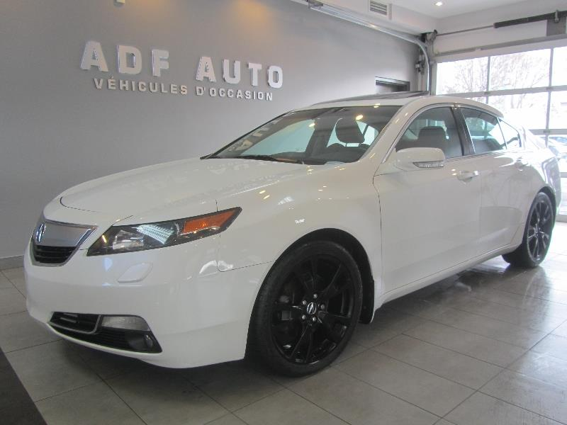 2012 Acura TL SH-AWD TECHNOLOGY PACKAGE #4142