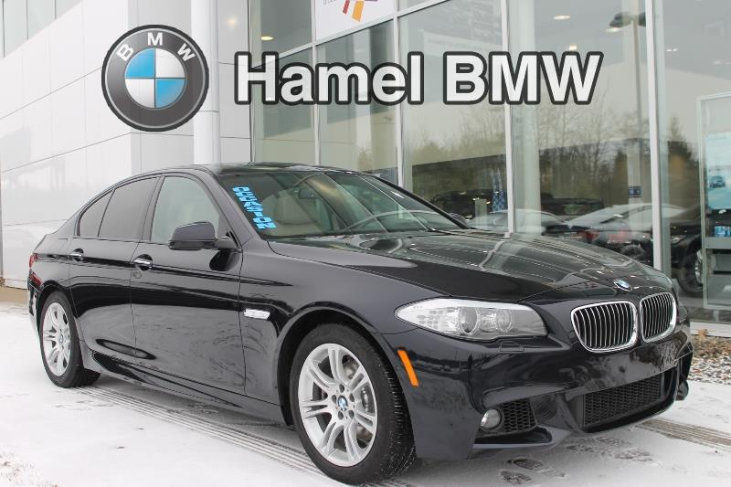 BMW 5 Series 2013 4dr Sdn 528i xDrive AWD #U18-002
