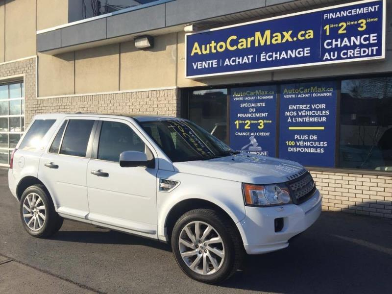 Land rover Lr2 2011 Land Rover LR2 HSE AWD-TOIT PANO-CUIR 2011 White automatic of 71 000 km