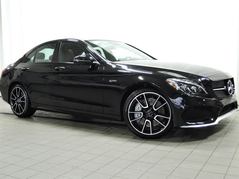 2017 mercedes benz c43 amg 4matic sedan new for sale in mirabel at mercedes benz blainville. Black Bedroom Furniture Sets. Home Design Ideas