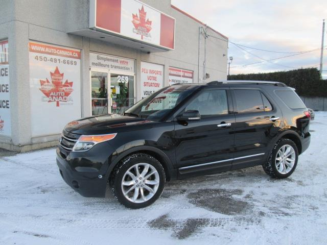 Ford Explorer 2013 LTD,AWD,4X4,FULL EQUIP, #.AC5829