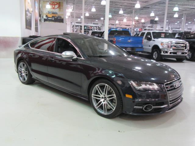 audi s7 quattro v8t 4 0 420hp 2013 occasion vendre saint eustache chez le roi du camion. Black Bedroom Furniture Sets. Home Design Ideas