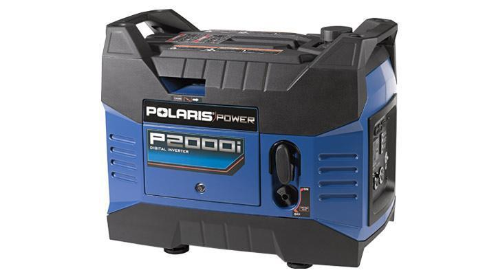 Polaris GÉNÉRATRICE P2000i DIGITAL INVERTER 2015