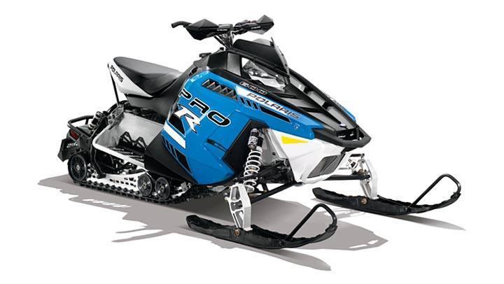 Polaris 600 RUSH PRO-R 2014