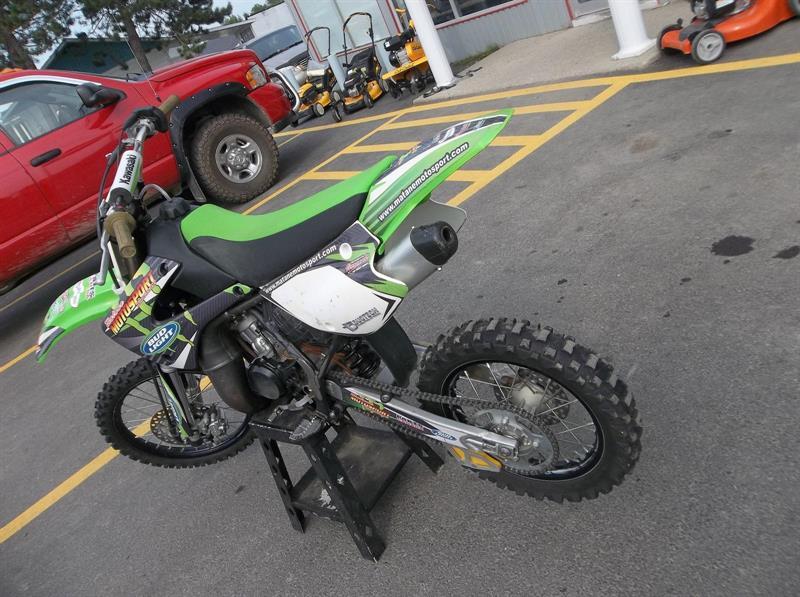 Kawasaki KX85 2010