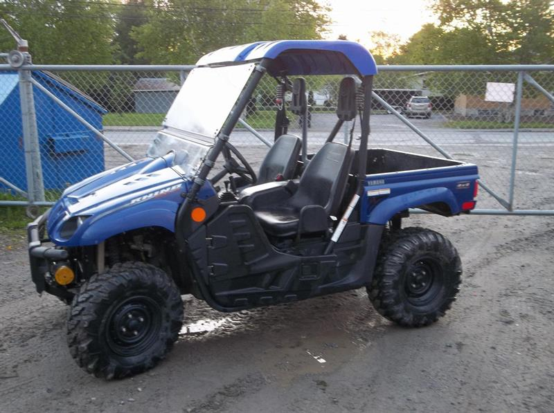 Yamaha Rhino 700 2011