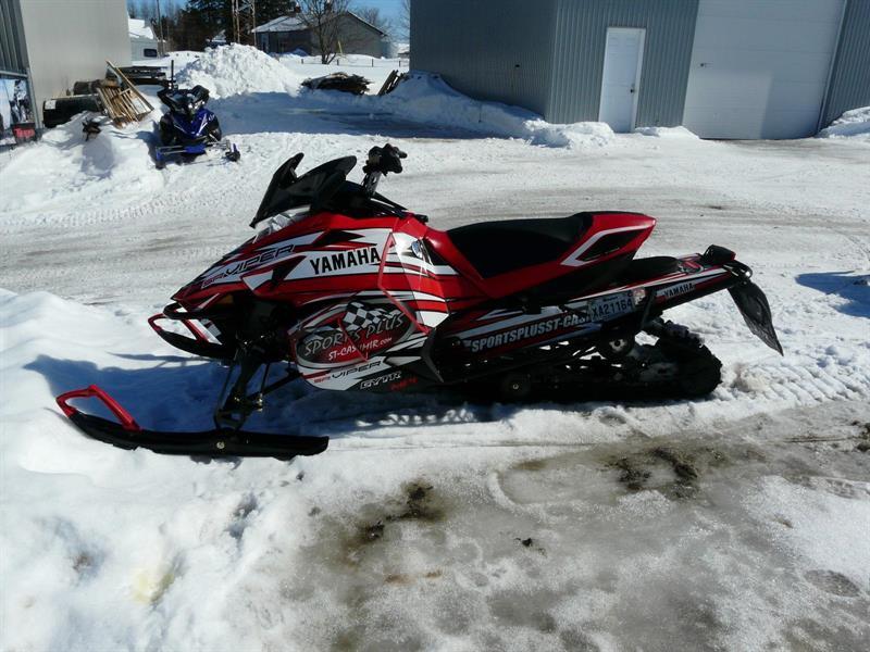Yamaha Sr Viper RTX 2014