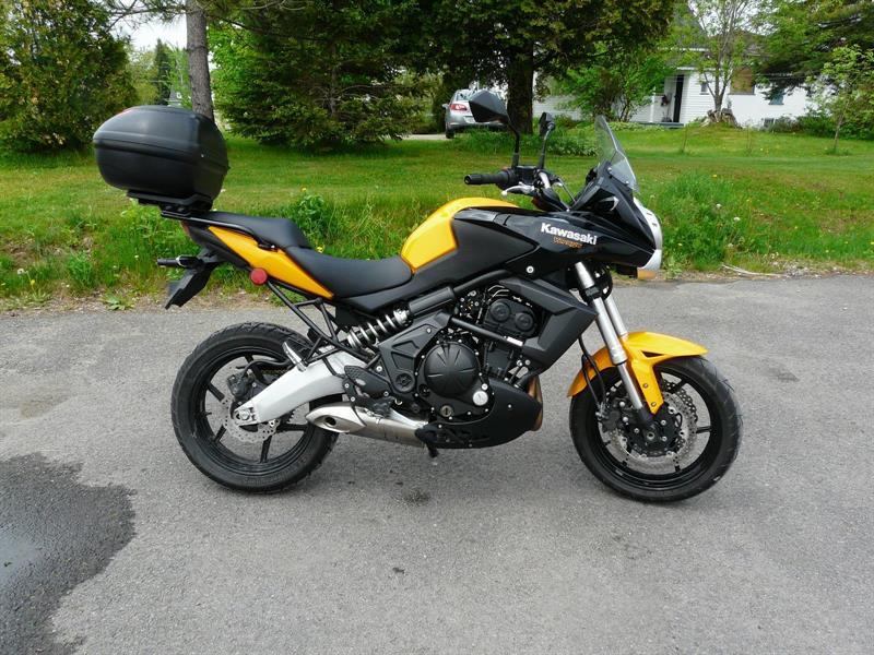 Kawasaki Versys 650 2012