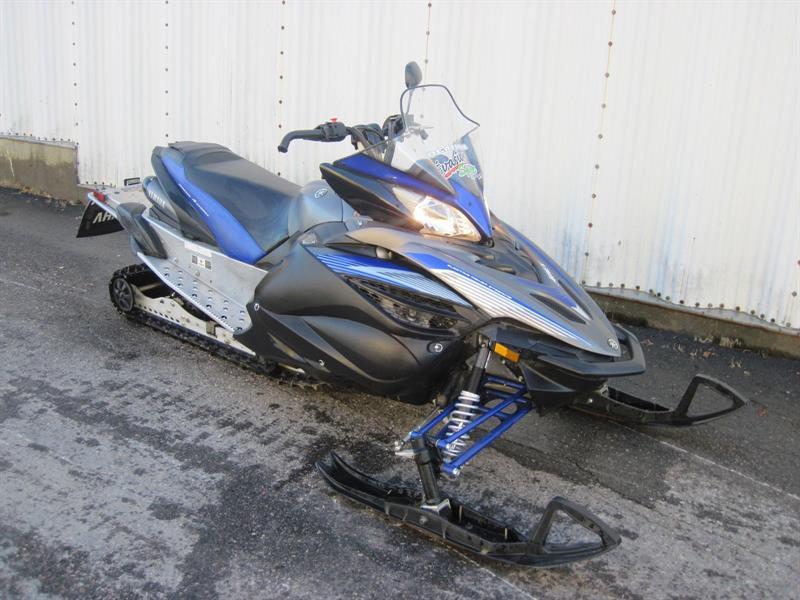 Yamaha Apex 2016