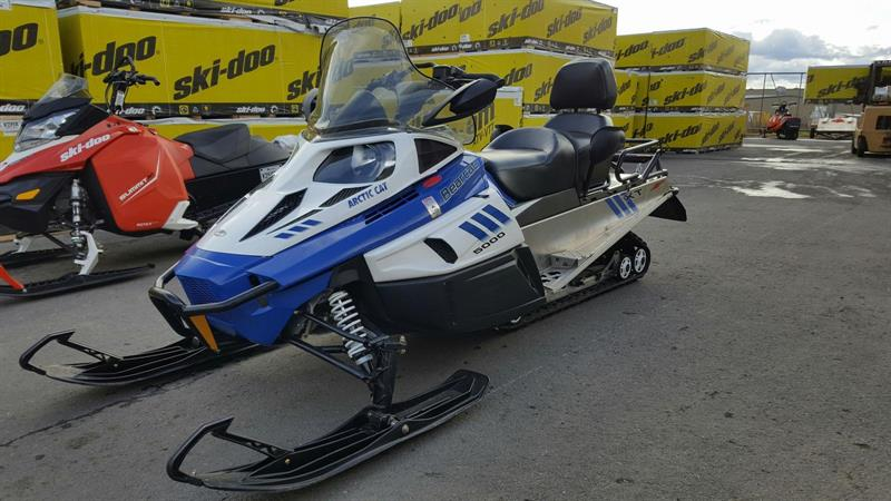 Arctic Cat BEARCAT 5000 XT 2015