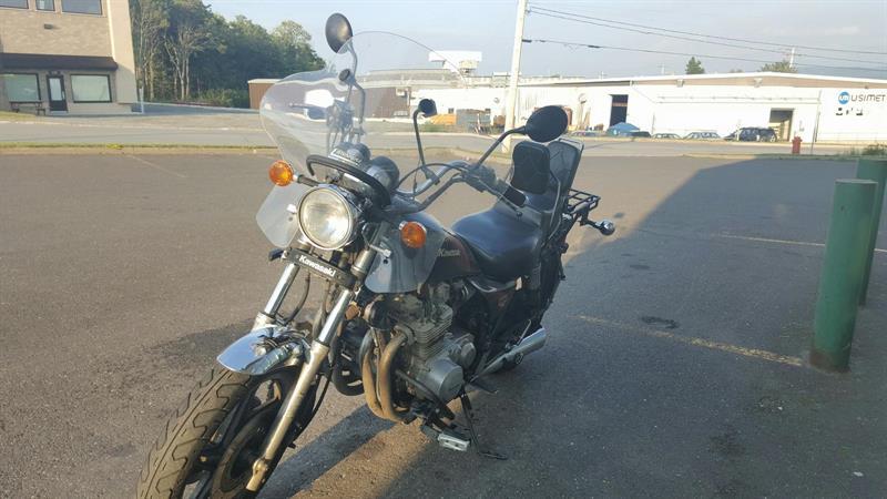 Kawasaki ZN1100 1984
