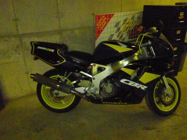 Honda CBR900RR 1994