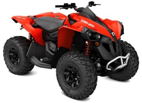 BOMBARDIER CAN-AM NEUF RENEGADE 570 2017