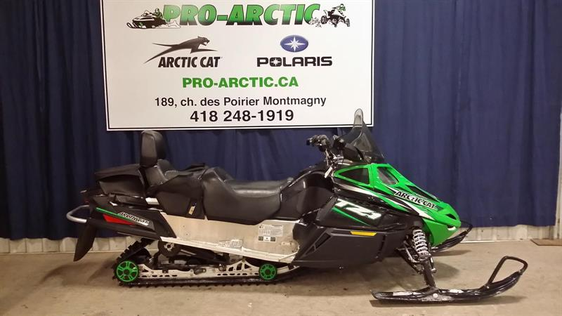 Arctic Cat 1100 TZ1 TOURING 2009 #119115