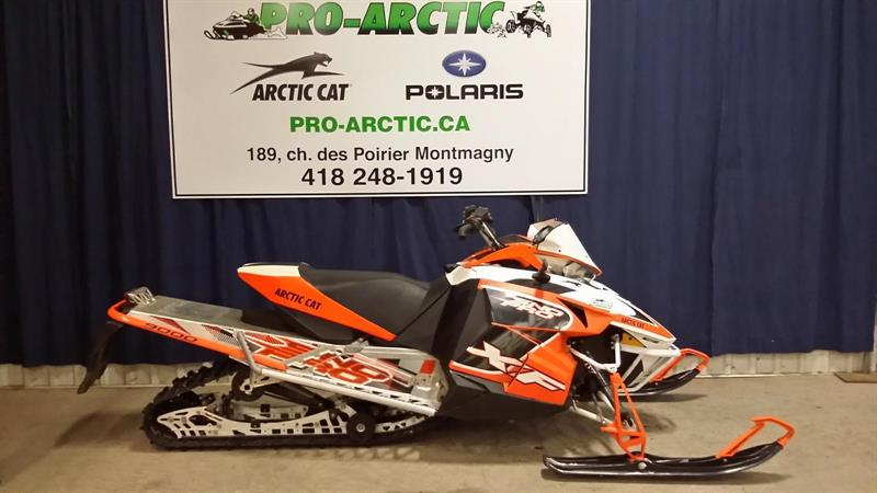 Arctic Cat 9000 XF 2014