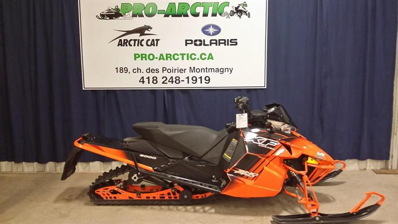 Arctic Cat 9000 XF SNO PRO 2014