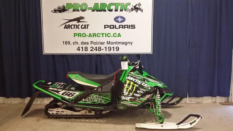 Arctic Cat 500 2010