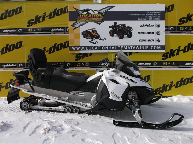 Ski-Doo GRAND TOURING 600 ACE 2015