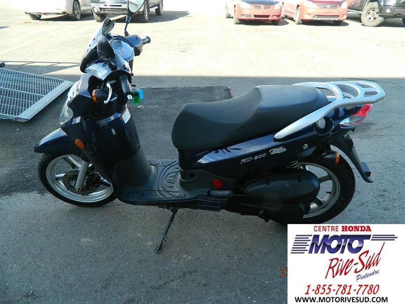 Scooter Sym HD 200 2009