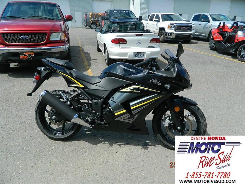 Kawasaki EX250 2012