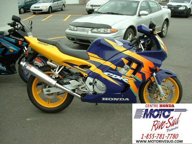 Honda CBR600F3 1997