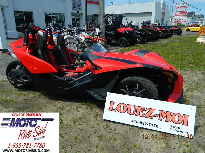 Polaris SLINGSHOT  LOCATION  LOCATION  LOCATION 2017