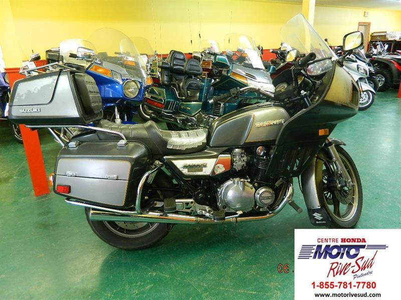 Suzuki GS 1100 1984