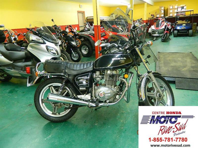 Honda CB 400 A 1978
