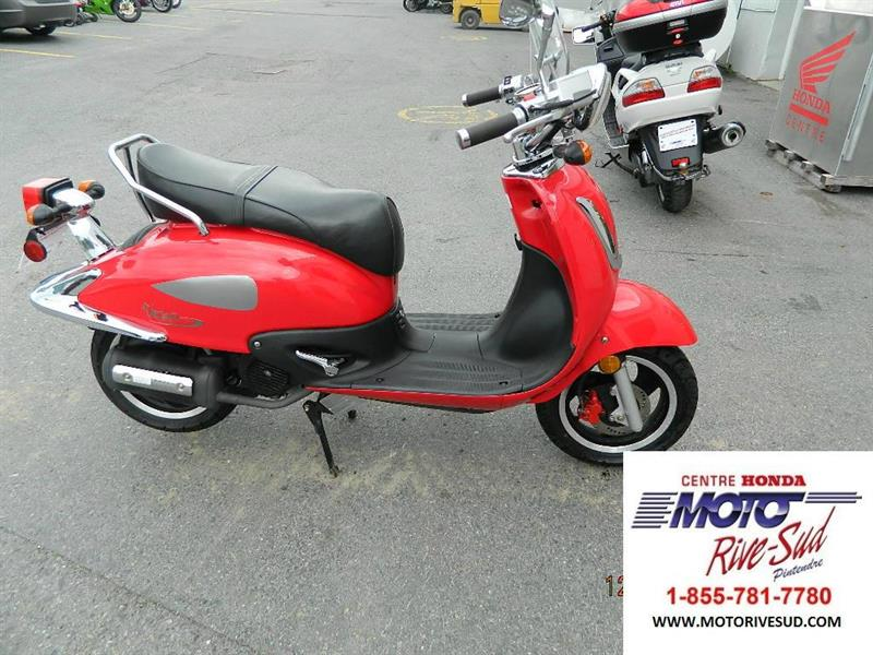 SCOOTER TOMOS VELO 50 2009