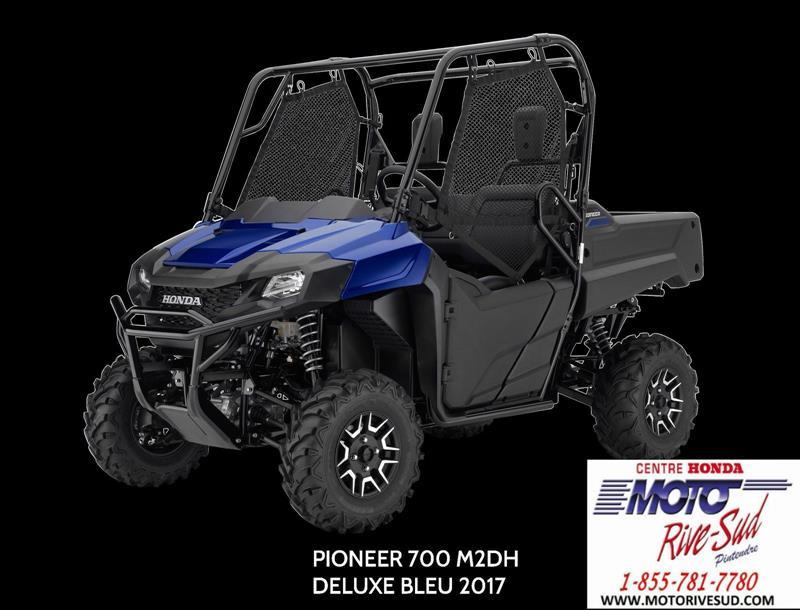 Honda VCC PIONEER 700 M2DH 2017