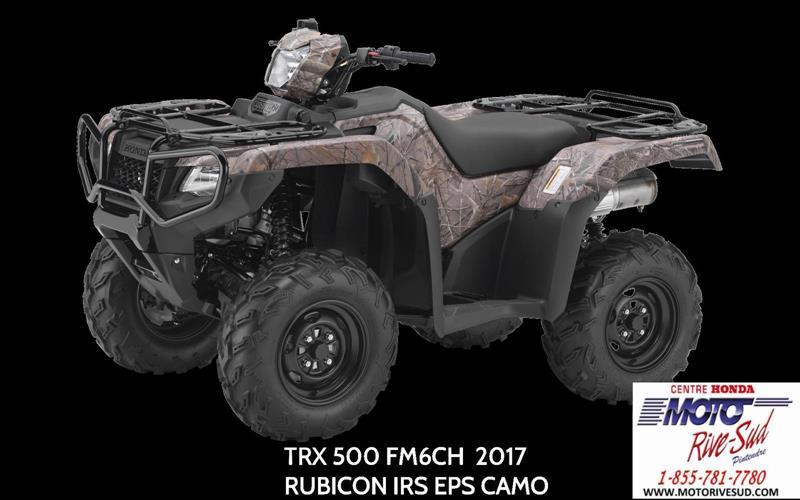 Honda TRX 500 FM6CH 2017
