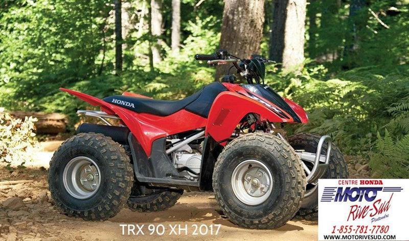 Honda TRX 90 XH 2017