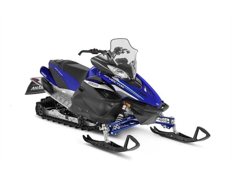 Yamaha Leftover RS Vector XTX 2017