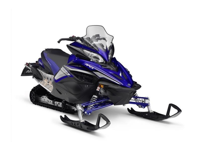 Yamaha Leftover Apex XTX 2017