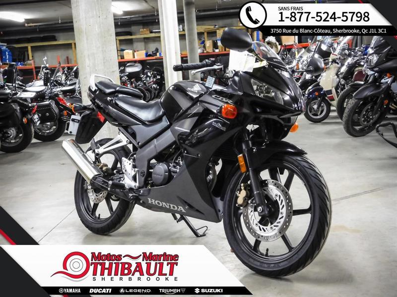 Honda CBR125R 2008