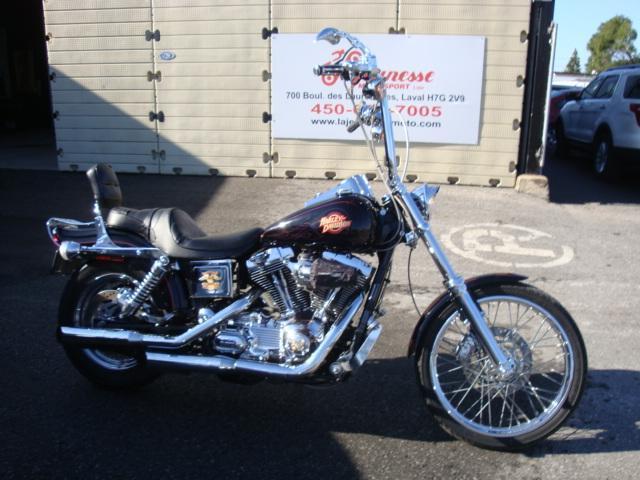 Harley Davidson DYNA WIDE GLIDE 2001