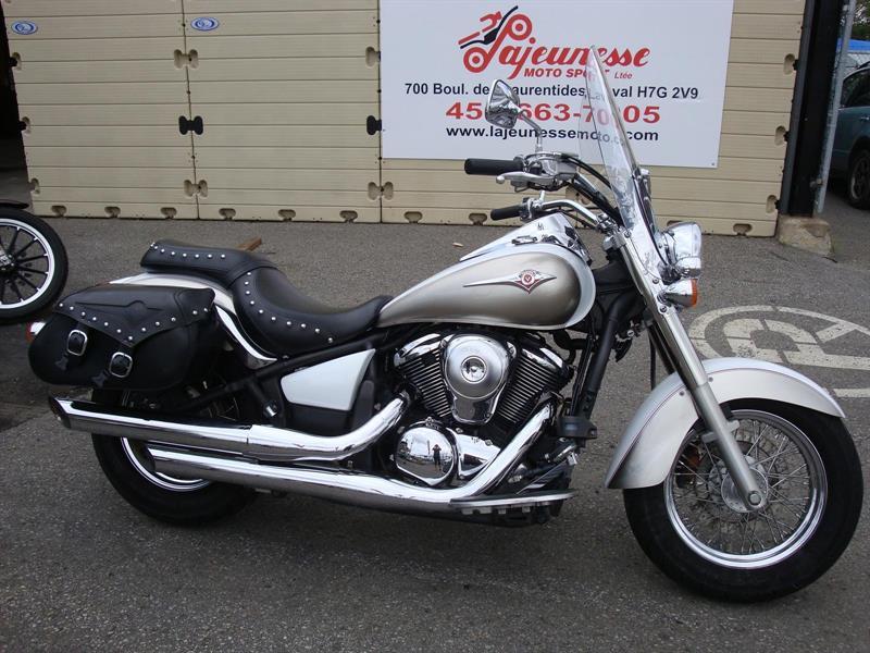 Kawasaki VULCAN 900 CLASSIC  LT 2008
