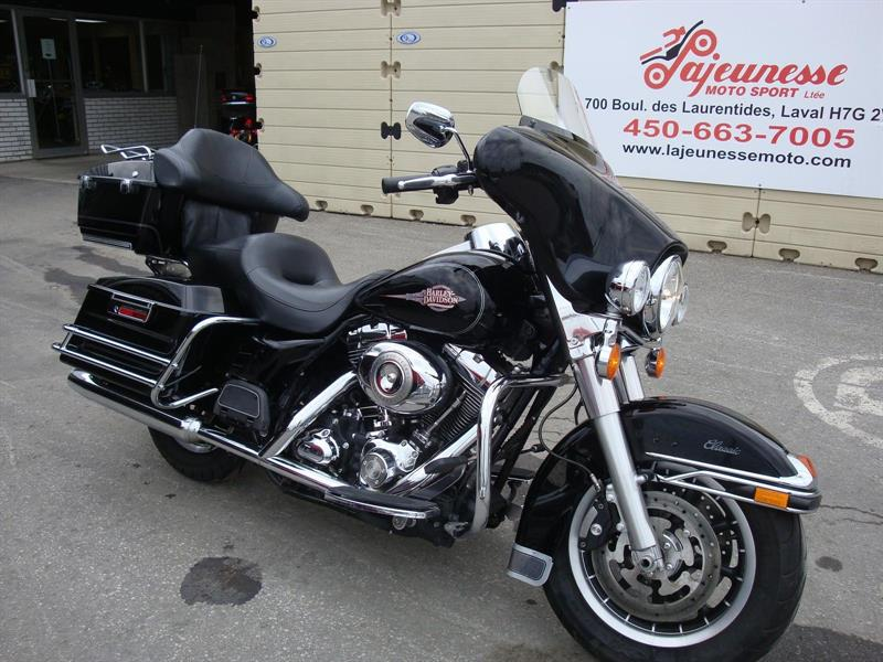 Harley Davidson FLHTC  ELECTRA GLIDE CLASSIC 2008