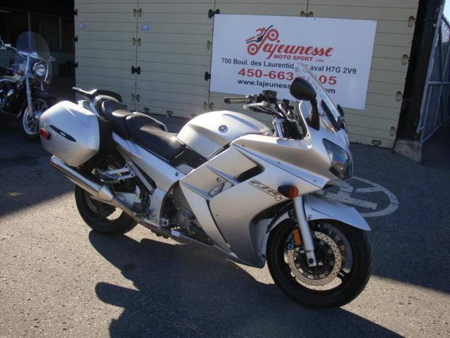 2003 Yamaha FJR1300 Used For Sale Laval
