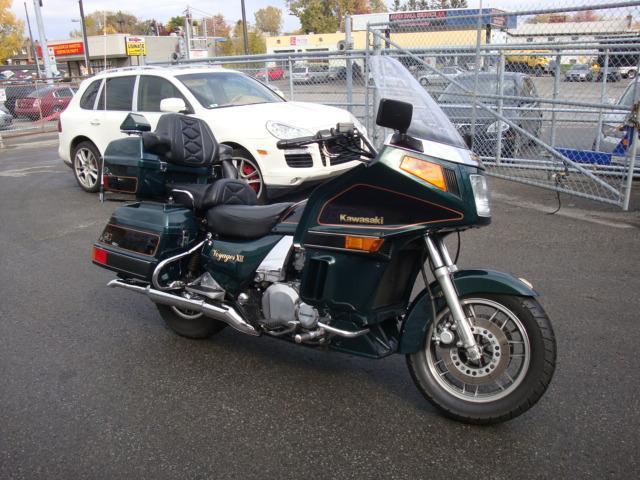 Kawasaki VOYAGER 1200 1999