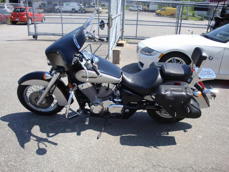 2004 Honda Shadow 750 Aero Used For Sale Laval Lajeunesse