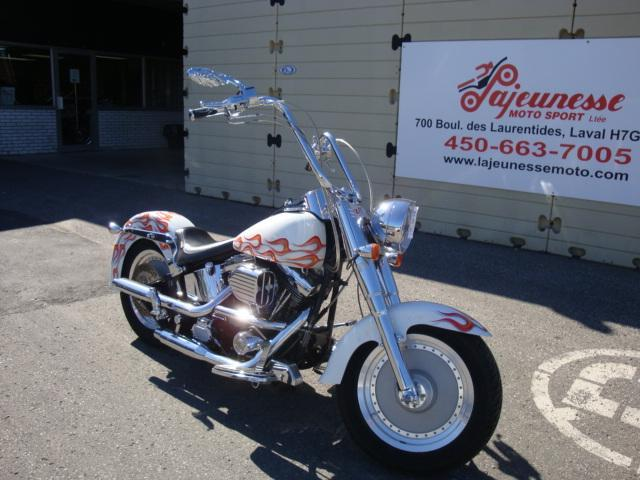 Harley Davidson FAT BOY 1998