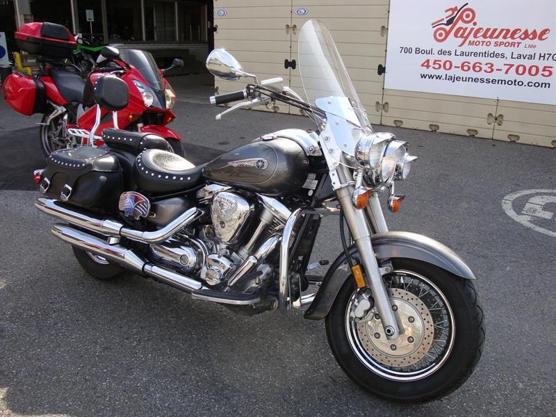 Yamaha ROAD STAR 1600 SILVERADO 2003