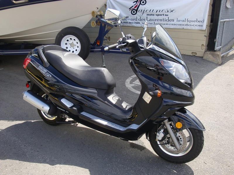 Chironex Tuxedo 250 2010