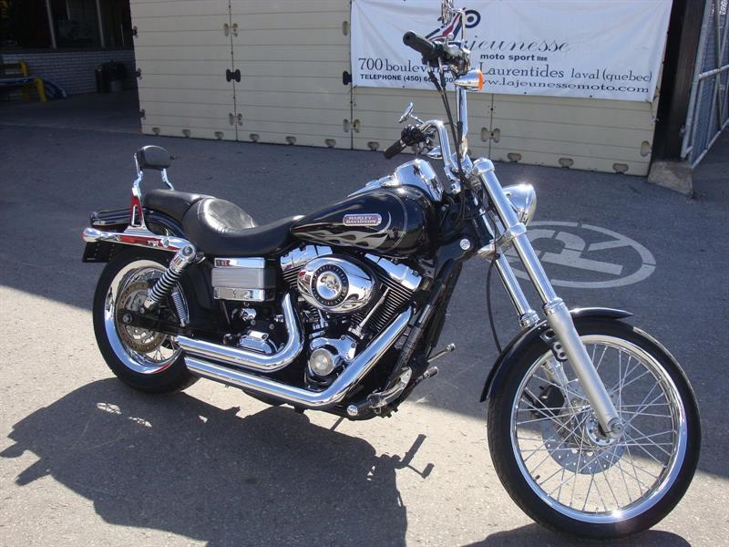 2007 Harley Davidson DYNA WIDE GLIDE