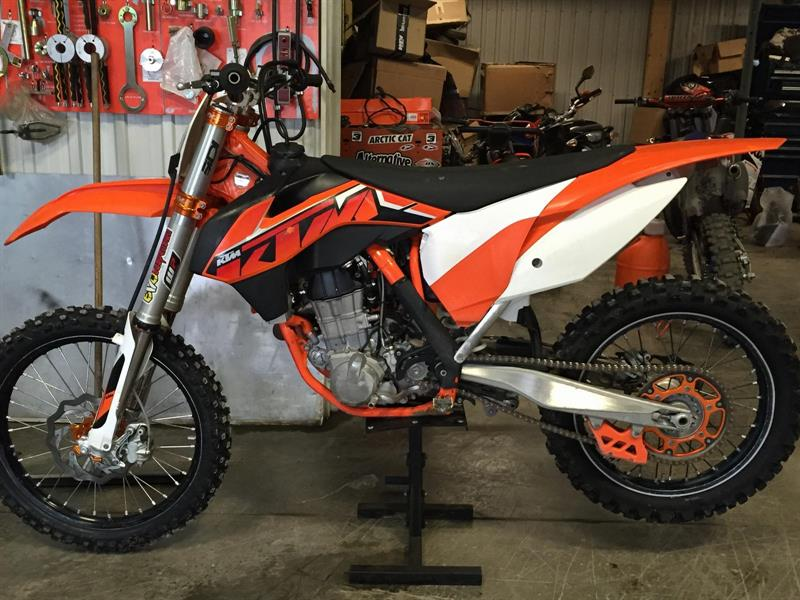KTM 450 SX-F Factory Edition 2015