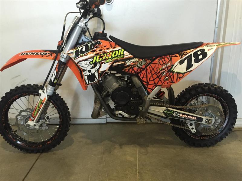 motocross a vendre rimouski