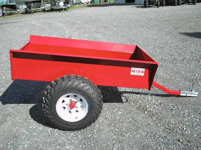 2017 NEW ATV TRAILER 30x60 High Clearance