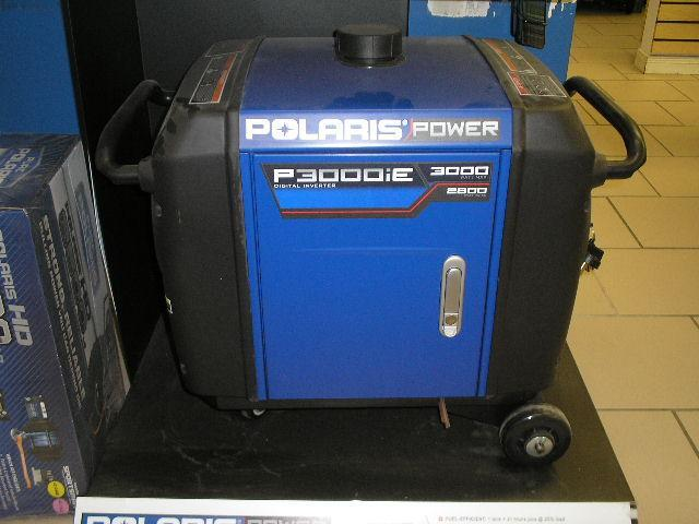 2017 Polaris Generator P3000iE