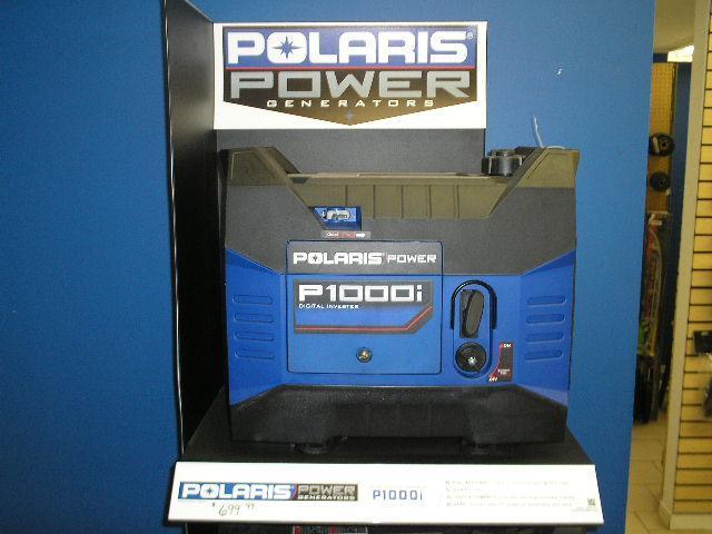 2017 Polaris Generator